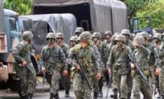 tropas do Exército
