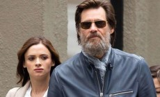 Photo © 2015 Fame Flynet USA/The Grosby Group   'The Bad Batch' actor Jim Carrey spotted out with a mystery woman in New York City, New York on May 18, 2015. The pair held hands as they made their way down the street.