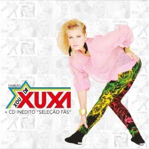 """Capa do box comemorativo """"Xou da Xuxa"""", lançado em julho de 2013"""
